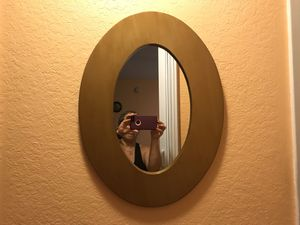 Modern Oval Mirror for Sale in Orlando, FL
