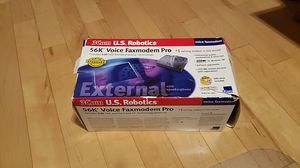 56K Voice Faxmodem Pro for Sale in Newark, CA