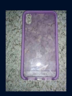 Tech 21 Case XS Max iPhone Evo Edge W/Box for Sale in Elk Grove Village,  IL
