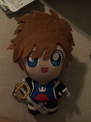 Kingdom Hearts Sora Doll for Sale in Redlands, CA