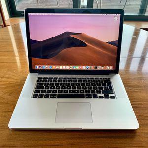 Apple MacBook Pro Retina, 15-inch, Mid 2014 Intel Core i7, 16GB RAM, 256GB SSD for Sale in Lauderhill, FL