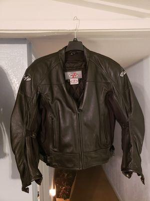 Men's Joe Rocket leather jacket for Sale in Jacksonville, FL