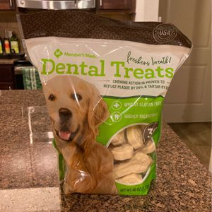 Member's Mark Dental Treats for Dogs - 30 ct for Sale in Fort Worth, TX