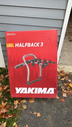 Bike rack Yakima for Sale in Concord, NH