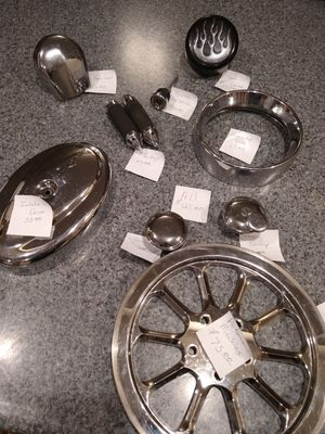 Harley Davidson parts for a softtail for Sale in Wichita, KS