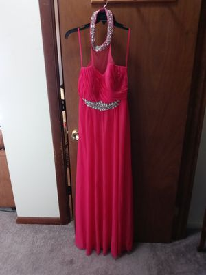 My Michelle Junior Red Dress (13) for Sale in Manchester, CT