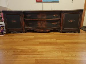 Bench dresser thing. Great for entryway for Sale in East Wenatchee, WA