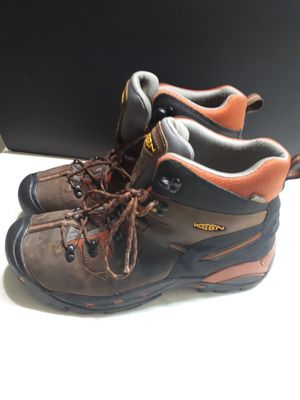 Keen Men's Pittsburgh Soft Toe Work boot Size 13D for Sale in Plano, TX