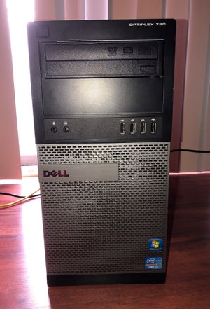 Dell optiplex 790 computer for Sale in Gaithersburg, MD