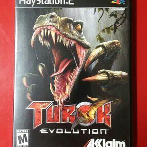 PS2 Turok Evolution *complete for Sale in Las Vegas, NV