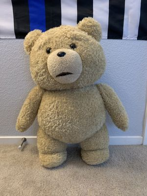 TED The Talking Teddy Bear(From the movie) for Sale in North Las Vegas, NV