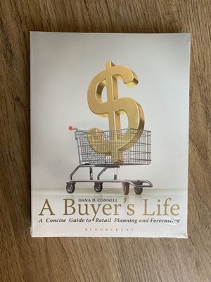 A Buyer's Life A Concise Guide to Retail Planning and Forecasting for Sale in Los Angeles, CA