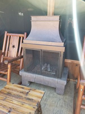Outdoor fireplace for Sale in Plano, TX