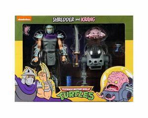 Shredder and Krang Neca TMNT Ninja Turtles 2 pack at Target Fresno for Sale in Fresno, CA