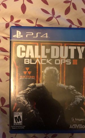 Call of duty 3 PS4 for Sale in New York, NY
