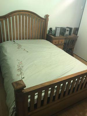 Full size bedroom set for Sale in Denver, CO