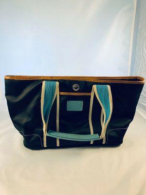 Coach Hampton Black Nylon Handbag for Sale in San Antonio, TX