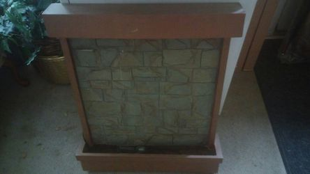 Wall hanging water fountain for Sale in Triangle,  VA