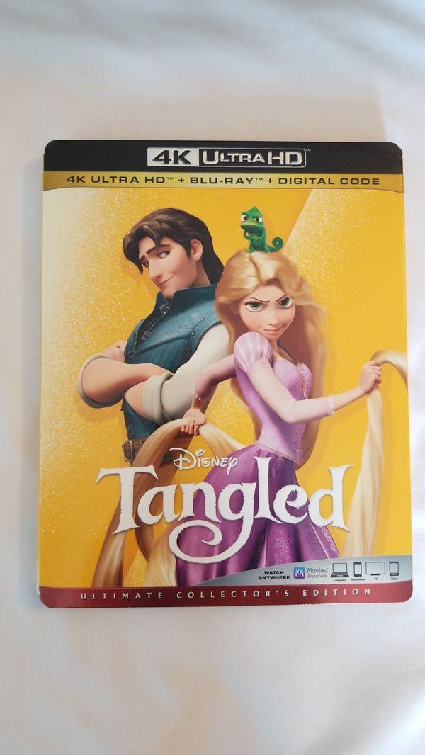 Disney Tangled 4k