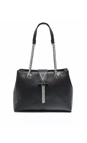 Valentino by Mario Valentino Women's Pebbled Tote Bag Black One Size for Sale in Rancho Cucamonga, CA
