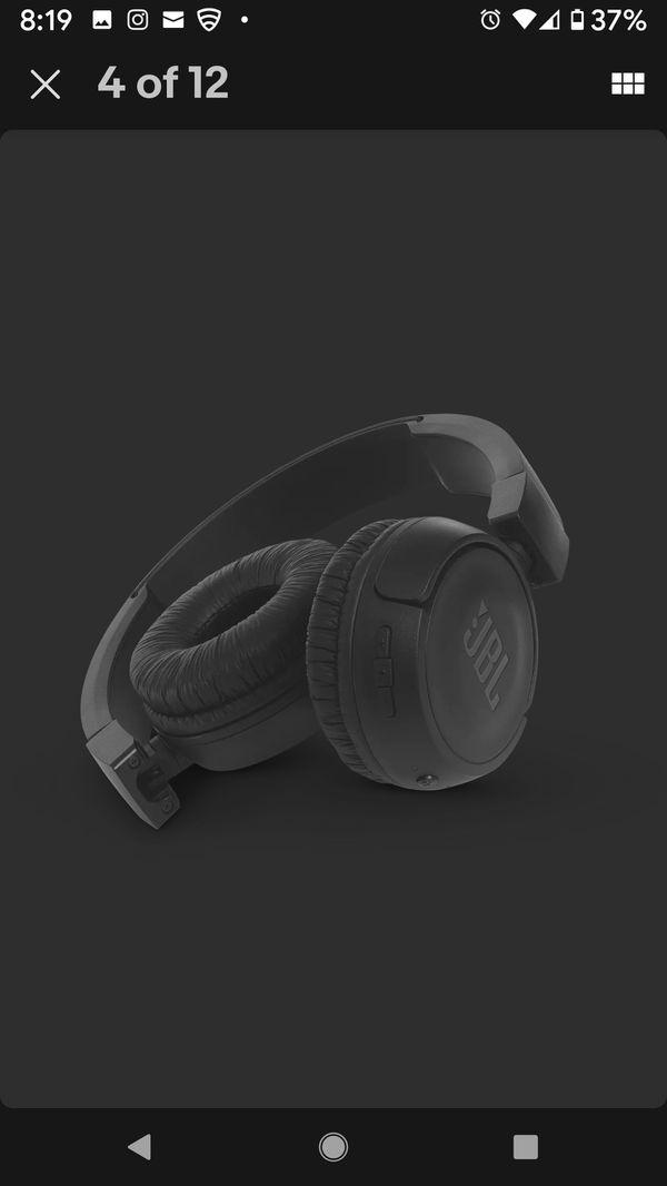 JBL T460BT Wireless On-ear Bluetooth Headphones