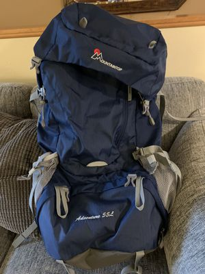 Backpack-55L MOUNTAINTOP- BRAND NEW for Sale in Olympia, WA