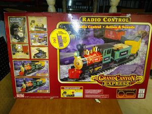 1999 Grand canyon express train set for Sale in Tacoma, WA