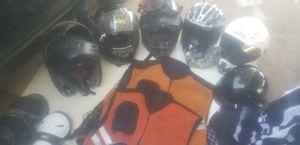 Motorcycle riding gear for Sale in San Antonio, TX