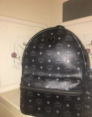 Mcm black large backpack for Sale in Alhambra, CA