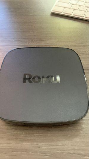 Roku Premier+ for Sale in Chicago, IL