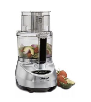Cuisinart DLC-2009CHBMY Prep 9 9-Cup Food Processor, Brushed Stainless (New) for Sale in Los Angeles, CA