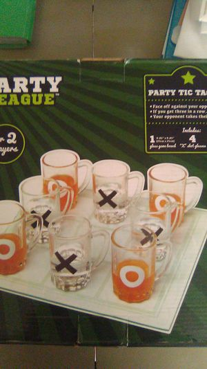 Party League Tic Tac Toe Game for Sale in Tucson, AZ