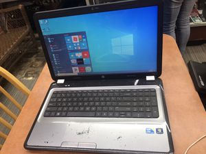 """Hp laptop 17"""" core i3 led screen for Sale in Houston, TX"""