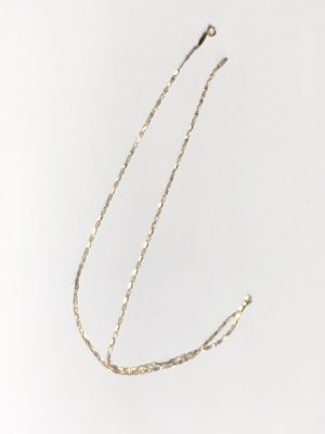 """10k Tri Gold Chain 1.3 Grams 16"""" for Sale in Los Angeles, CA"""