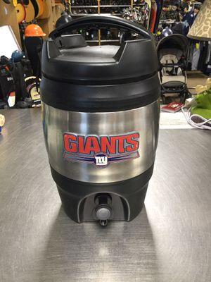 Ny Giants 1 Gallon Jug for Sale in Matawan, NJ