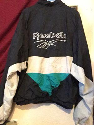 Vintage Reebok jacket! for Sale in Portland, OR