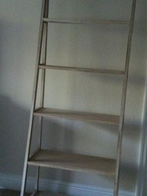 Ladder shelf for Sale in Pompano Beach, FL