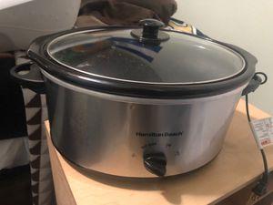 Hamilton Beach crock pot for Sale in Ocoee, FL