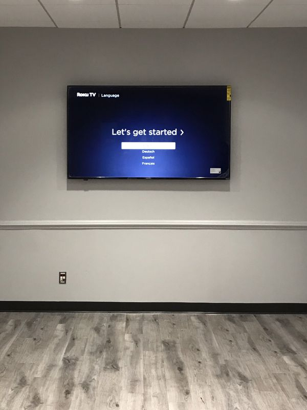 "TV Mounting Professional Service (MD,DC,VA) Businesses & Homes keywords: Sony Samsung LG Visio Mount OLED LED LCD 55"" 60"""