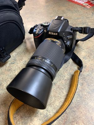 Nikon D5100 Camera for Sale in Mesa, AZ