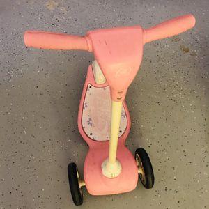 Pink Scooter !!!!!! for Sale in Woodbridge, VA