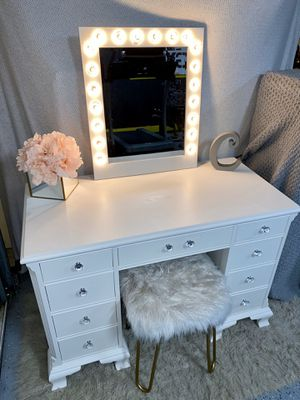 White Vanity for Sale in Lathrop, CA