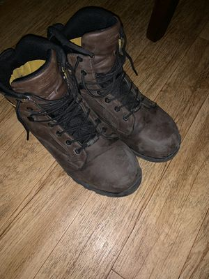 Working boots size 12 for Sale in Torrance, CA