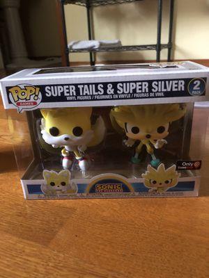 BRAND NEW Super Tails & Super Silver Funko for Sale in Portland, OR