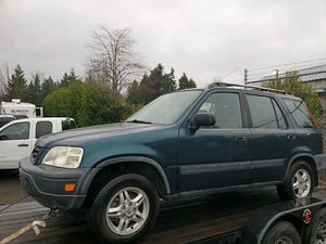 1997 HONDA CRV AWD for Sale in Tumwater, WA