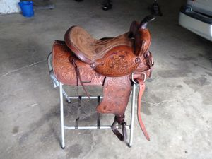 Western saddle for Sale in New Market, VA