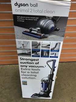 * NEW SEALED! Dyson Animal Ball 2 Bagless Upright Vacuum Purple #15468-1 for Sale in Revere,  MA