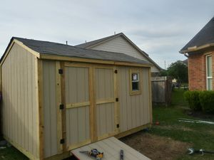 G&S STORAGE AND SHEDS for Sale in Houston, TX