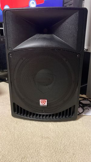 Pair Rockville power gig with klipsch subwoofer for Sale in Peachtree Corners, GA