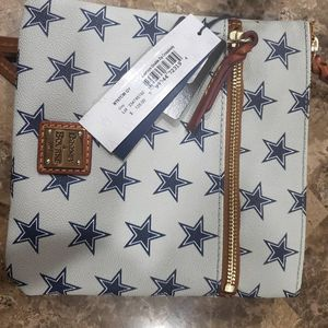 Dallas Cowboys Dooney and Bourke crossbody bag for Sale in Beaumont, TX